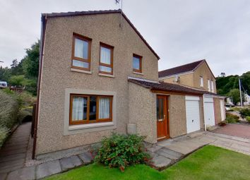 Thumbnail 4 bed link-detached house for sale in 71 Drumduan Park, Forres