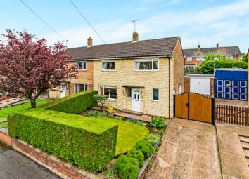 Thumbnail 3 bed semi-detached house for sale in Rugby Road, Rainworth, Mansfield