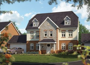 "Thumbnail 6 bed detached house for sale in ""The Kingsbury"" at Devon, Bovey Tracey"
