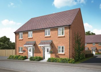 """Thumbnail 3 bed end terrace house for sale in """"The Glade"""" at Hyde End Road, Shinfield, Reading"""