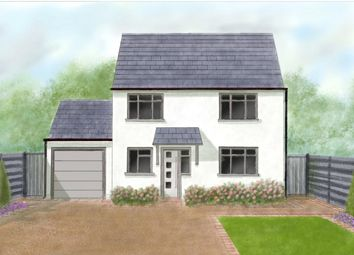 Thumbnail 4 bed detached house for sale in Pathfields, Stratton, Bude