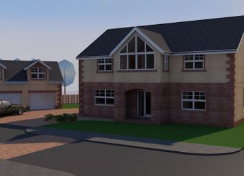 Thumbnail 5 bed detached house for sale in Inchneuk Road, Glenboig, Coatbridge