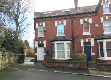 Thumbnail 1 bed flat to rent in Flat 4, Roundhay View, Leeds