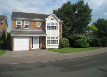 Thumbnail 5 bed detached house to rent in Burnside Road, Broughton Astley, Leicester