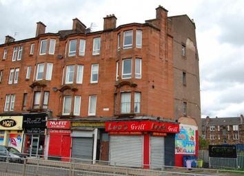 Thumbnail 1 bed flat for sale in Paisley Road West 2/1, Craigton