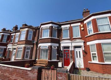 Thumbnail 4 bed terraced house for sale in Salisbury Road, Great Yarmouth