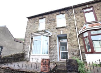 Thumbnail 2 bed end terrace house for sale in Tridwr Road, Abertridwr, Caerphilly