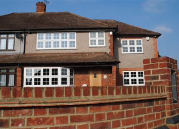 Thumbnail 4 bed semi-detached house for sale in Avon Road, Upminster