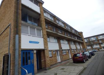 Thumbnail 3 bed maisonette for sale in Emsworth Close, St Mary's Road, Lower Edmonton, London