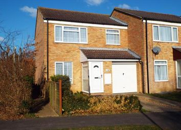 Thumbnail 3 bed end terrace house for sale in Plymouth Drive, Hill Head, Fareham