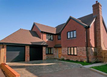 Thumbnail 5 bed detached house for sale in The Goudhurst, High Oaks, Newington, Kent