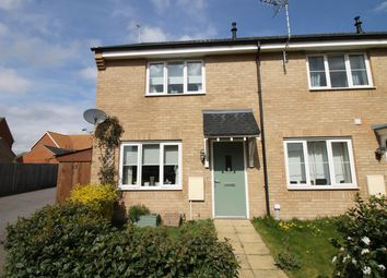 Thumbnail 2 bed semi-detached house for sale in Tamarisk Drive, Caister-On-Sea, Great Yarmouth