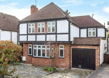 Thumbnail 4 bed detached house for sale in Forest Way, Orpington