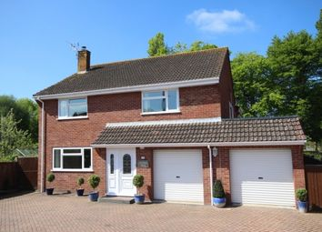 Thumbnail 4 bed detached house for sale in Hillside, Puriton, Bridgwater