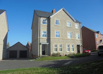 Thumbnail 3 bed semi-detached house to rent in Gerddir Briallu, Coity, Bridgend.