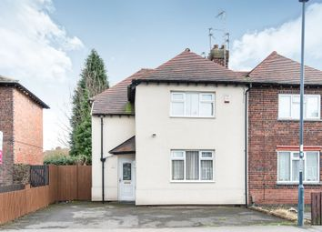 Thumbnail 3 Bed Semi Detached House For Sale In Radford Street Alvaston Derby