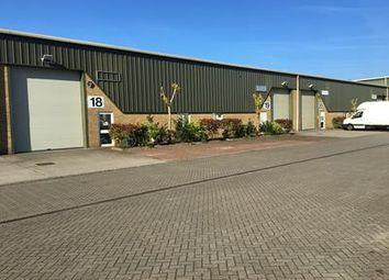 Thumbnail Light industrial to let in 20 Cloverlay Industrial Estate, Canterbury Lane, Off Otterham Quay Lane, Rainham, Kent