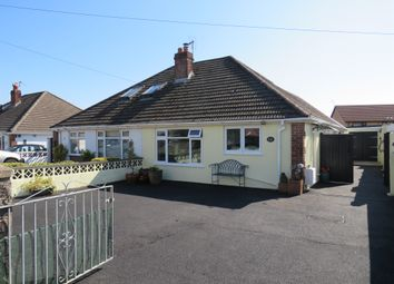 Thumbnail 2 bed semi-detached bungalow for sale in St. Johns View, St. Athan, Barry