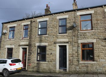 Thumbnail 3 bed terraced house for sale in Lilac Terrace, Bacup, Rossendale
