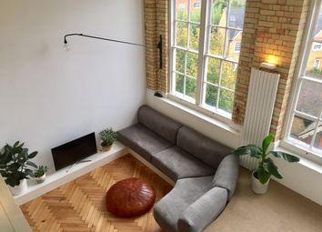 Thumbnail 3 bed flat to rent in Blackheath Road, London