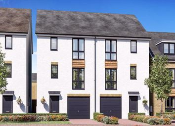 Thumbnail 4 bed semi-detached house for sale in The Winslow - Plot 103, Greenbridge Square, Swindon