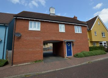 Thumbnail 2 bed maisonette to rent in Little Fox Burrows, Colchester, Essex