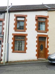 3 bed terraced house for sale in Thomas Street, Tonypandy, Rhondda CF40