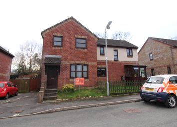 Thumbnail 3 bedroom semi-detached house to rent in Parc Gwernen, Tycroes, Ammanford
