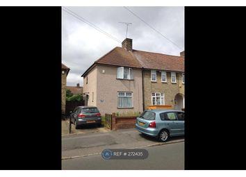 Thumbnail 2 bed semi-detached house to rent in Dagenham, Dagenham