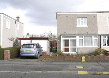 Thumbnail 3 bed semi-detached house to rent in Thomas Bata Avenue, East Tilbury, Tilbury, Essex