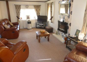 Thumbnail 2 bedroom mobile/park home for sale in Hinckley Road, Sapcote, Leicester