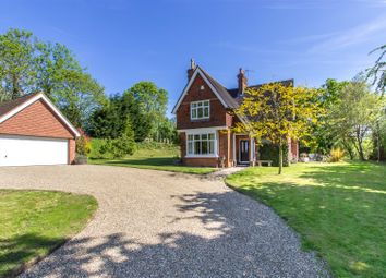 Thumbnail 4 bed detached house for sale in Station Road, Brasted, Westerham
