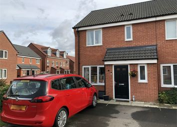 Thumbnail 3 bed end terrace house for sale in 50 Upton Drive, Burton-On-Trent, Staffordshire
