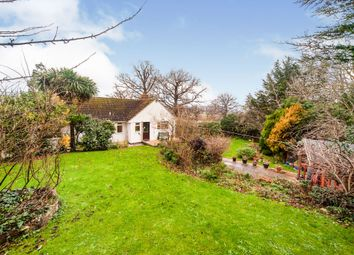Thumbnail 4 bed detached bungalow for sale in Wood Lane, Blue Anchor, Minehead
