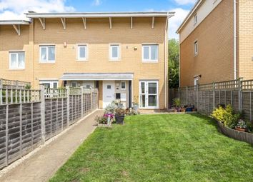 Thumbnail 4 bed end terrace house for sale in Gemini Close, Cheltenham, Gloucestershire