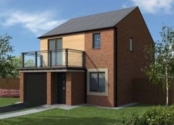 "Thumbnail 3 bed detached house for sale in ""The Rufford"" at Prendwick Avenue, Newcastle Upon Tyne"