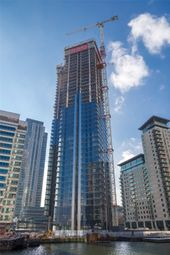 Thumbnail 2 bed flat for sale in South Quay Plaza, Marsh Wall, London