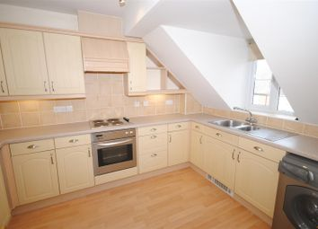 Thumbnail 2 bed flat to rent in Warner Street, Barrow Upon Soar, Loughborough