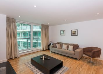Thumbnail 2 bed flat to rent in 14 St. George Wharf, London