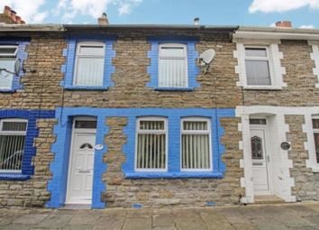 Thumbnail 4 bed terraced house for sale in Glan Ebbw Terrace, Victoria, Ebbw Vale