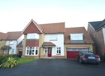 Thumbnail 5 bed detached house for sale in Mountfield Crescent, Gateacre, Liverpool
