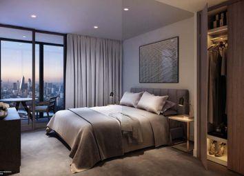Thumbnail 2 bed flat for sale in Landmark Pinnacle, Canary Wharf