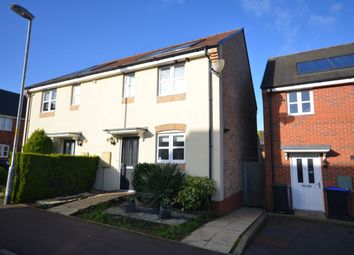 3 bed semi-detached house for sale in Prestbury Road, Duston, Northampton NN5