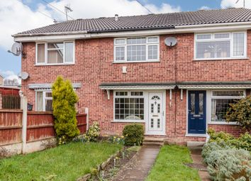 Thumbnail 2 bed terraced house for sale in 40 Highwood Place, Sheffield, Derbyshire