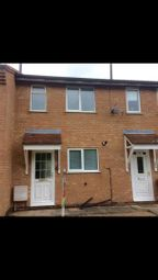 Thumbnail 2 bed town house to rent in Kendal Road, Sileby, Loughborough