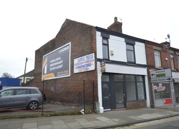 Thumbnail Retail premises for sale in Albert Road, Widnes