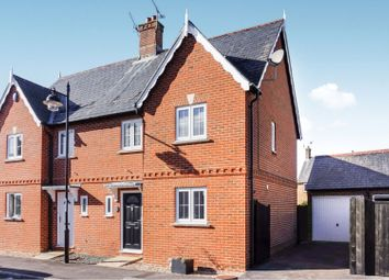 Thumbnail 3 bed semi-detached house for sale in Deverel Road, Dorchester