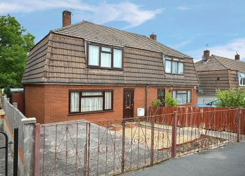 Thumbnail 3 bed semi-detached house for sale in Paybridge Road, Bishopsworth, Bristol
