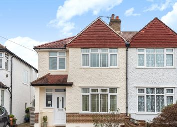 Thumbnail 3 bed semi-detached house for sale in Ash Tree Way, Shirley, Croydon