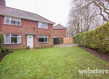 Thumbnail 3 bed semi-detached house for sale in Colman Road, Norwich